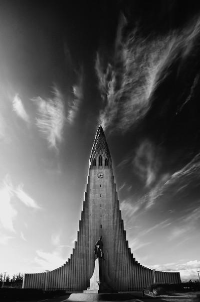 Cathedral Reykjavik, Iceland