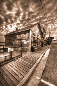 Knead & Feed Boardwalk: a favorite place to eat in Coupeville, Washington.
