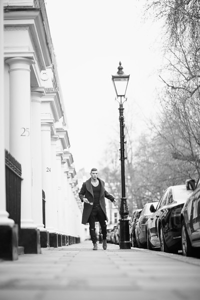 Shot in the streets of London with an 85L Canon 6D.