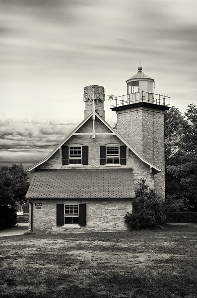 Eagle Bluff Lighthouse  Door County Wisconsin