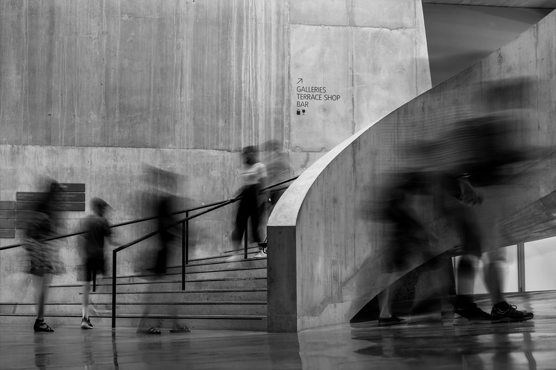 Ghosts in the Tate