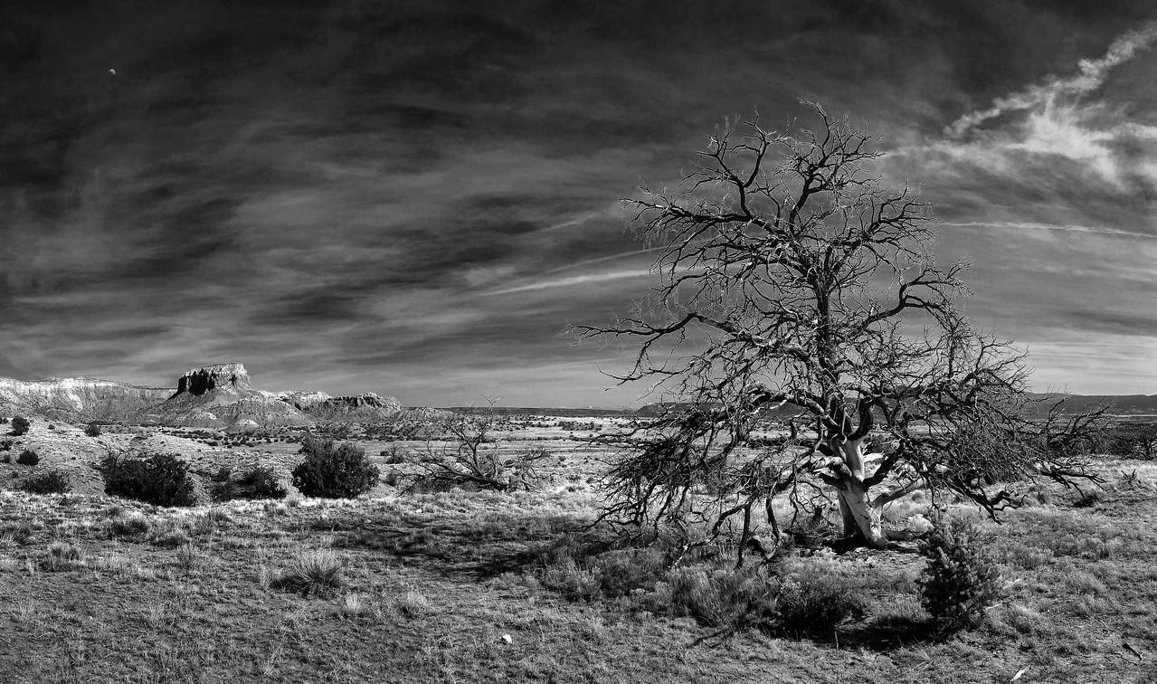 Ghost Ranch near Abiquiu New Mexico