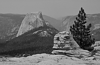 Dome and Half Dome