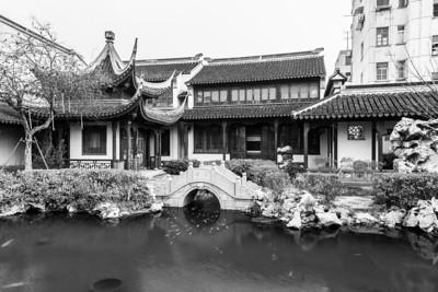 Shan Tang Street (山塘街). Suzhou, Jiangsu, China (苏州,江苏,中国)