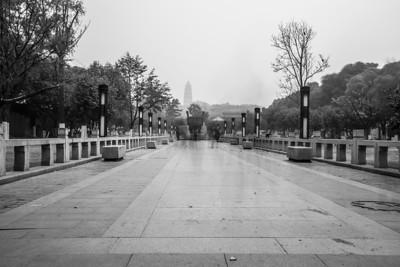 Tiger Hill (虎丘). Suzhou, Jiangsu, China (苏州,江苏,中国)