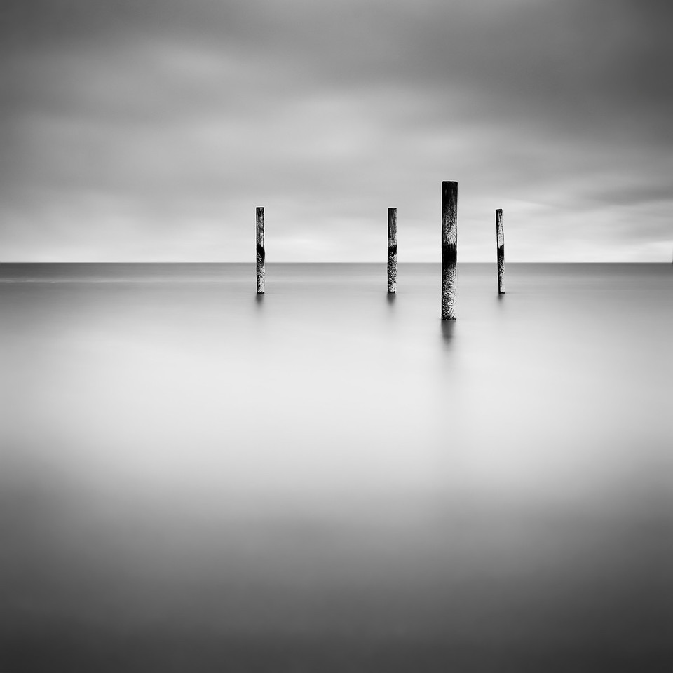 Crescent Beach Pilings 1