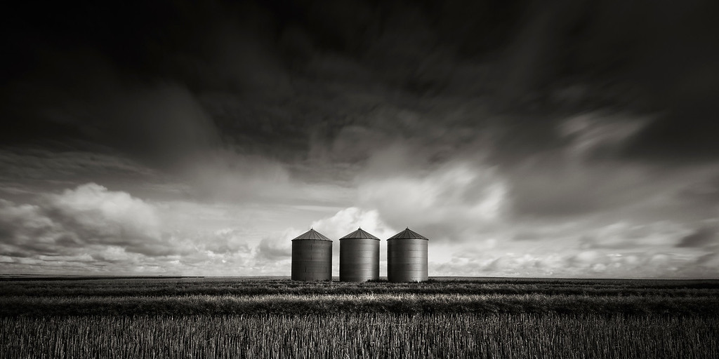 Rocky View County Grain Silos 8