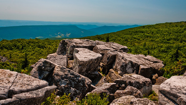 Bear Rocks, Monongahela National Forest, West Virginia