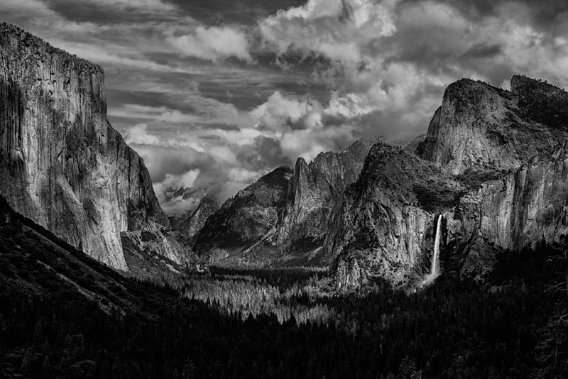 <a>Tunnel View, Yosemite Valley Augen, 2013</a>