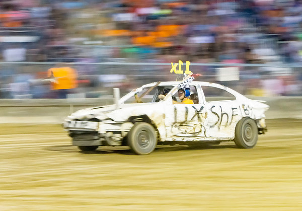 Monroe County Fair 2016 Figure 8 Race