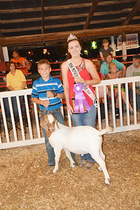 Monroe County Fair - 4H Youth Farm Animal Shows