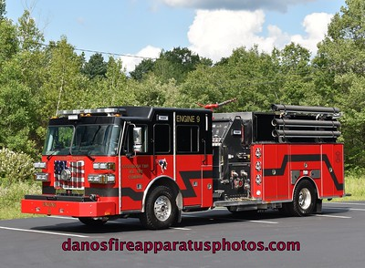 COOLBAUGH TWP VOL  FIRE CO.