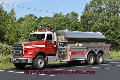 COOLBAUGH TWP VOL. FIRE CO.