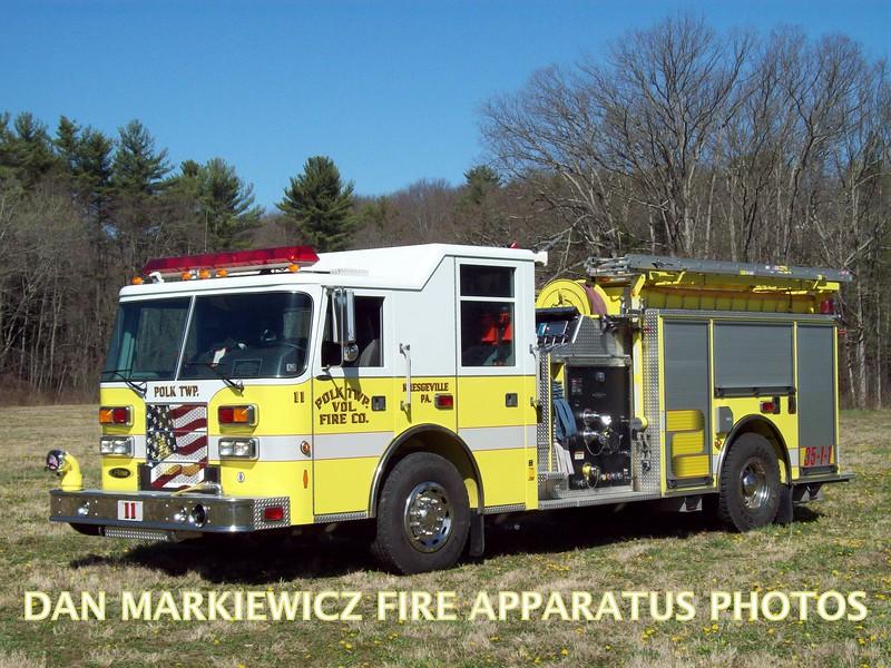 POLK TWP. FIRE CO.