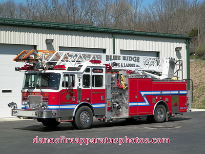 BLUE RIDGE HOOK & LADDER CO.