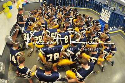 Monroe Hornet Football 2015