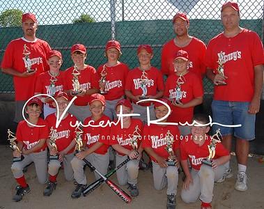 Wendy's Baseball 2009