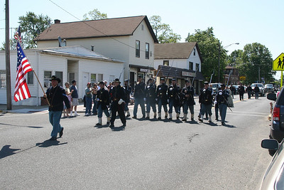 Jamesburg/Monroe Memorial Day Parade, May 2008