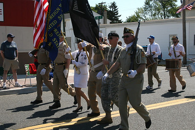 Memorial Day Parade, May 25th, 2008