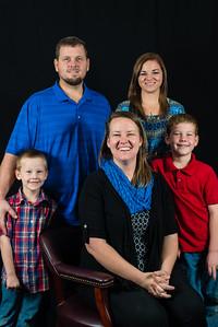 McCannon - Dwayne and Crissy, Sarah, Quik, Joby