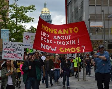 March Against Monsanto - Denver 5/23/15