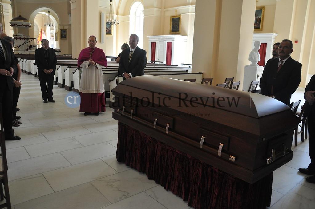 "Monsignor Arthur ""Art"" Valenzano Funeral Mass"