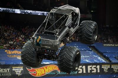 2018 Jacksonville Arena Monster Jam