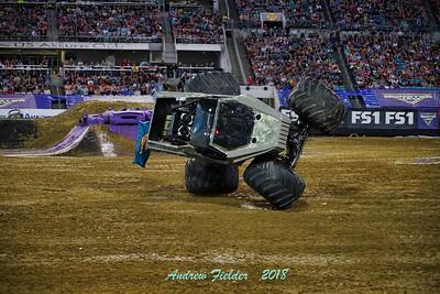 2018 Jacksonville Monster Jam