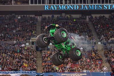 Tampa Monster Jam
