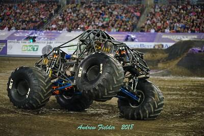 2018 Tampa Monster Jam