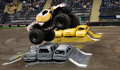 Monster Truck Chaos | Save On Foods Memorial Center | Victoria BC