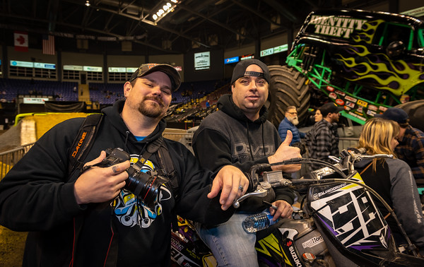 Monster Truck Chaos   Save On Foods Memorial Center   Victoria BC