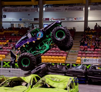 Monster X Tour Monster Trucks Chilliwack Wsnowphotography