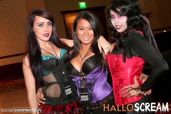 HalloScream :: The Haunted Hotel 10.27.12