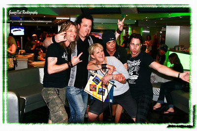Our good friend Laura and Bang Tango!!!