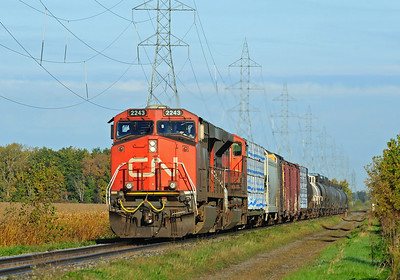 CN 324, L'Acadie, Qc September 30 2013