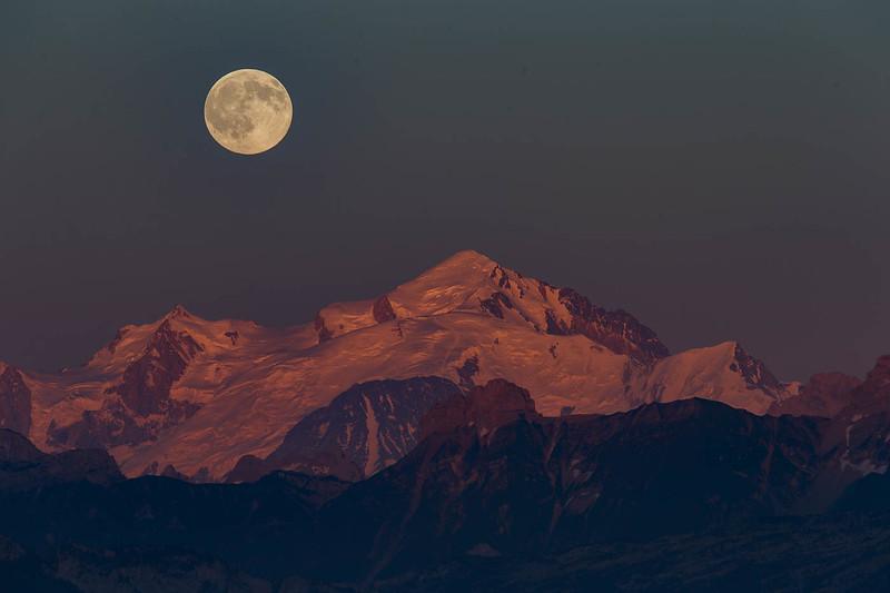 Mont Blanc pleine lune-2867
