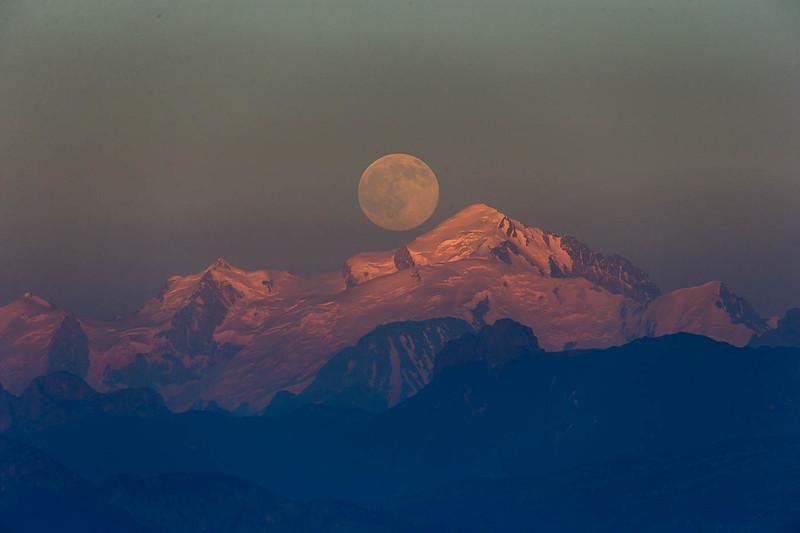 Salève pleine lune-1725