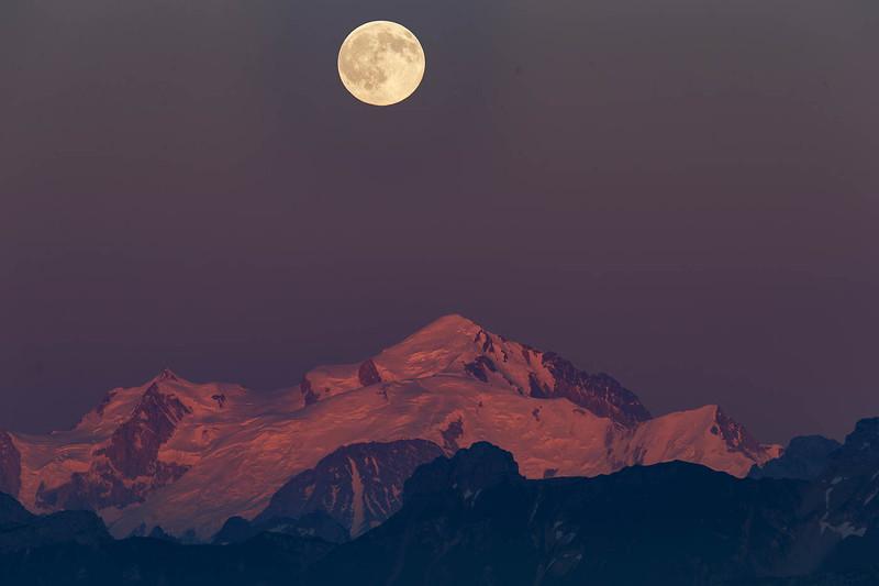 Mont Blanc pleine lune-2884