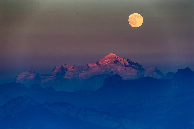 Salève pleine lune-1757