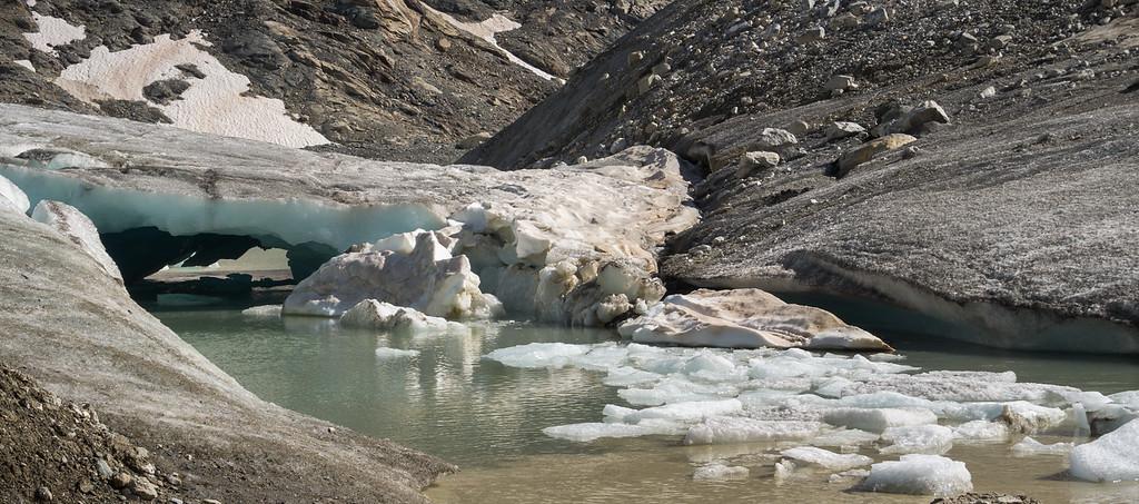 Glaciar de Rhêmes-Golette