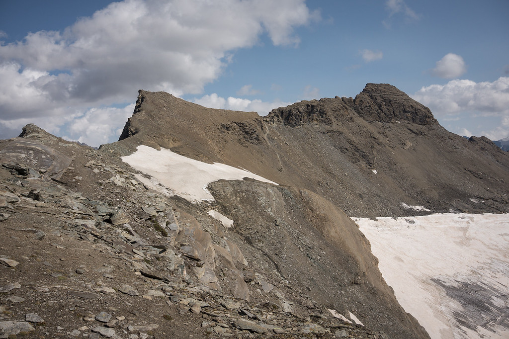 Cresta de la Aiguille Pers