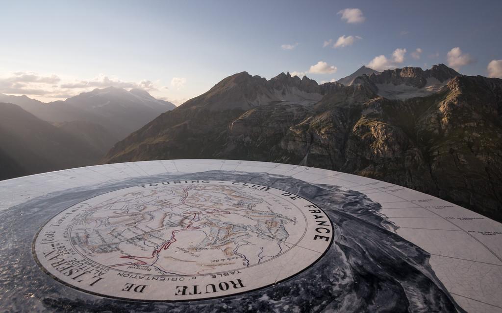 Montañas de Val d'Isère