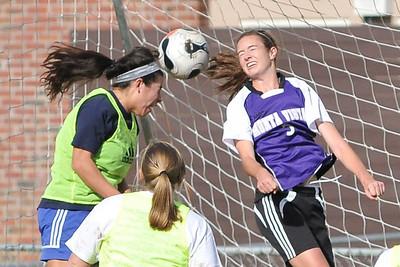 Alumni - Varsity Match