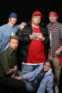 Da gangsters of Monta Vista