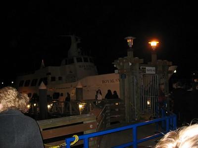 San Fran Boat Cruise/Dance - the boat