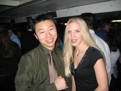 San Fran Boat Cruise/Dance - V & Vickie