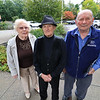 Montachusett Home Care volunteers Joan Mithcell, 82, Frank Mitchell, 90, and Harold smith, 90. SENTINEL & ENTERPRISE/JOHN LOVE