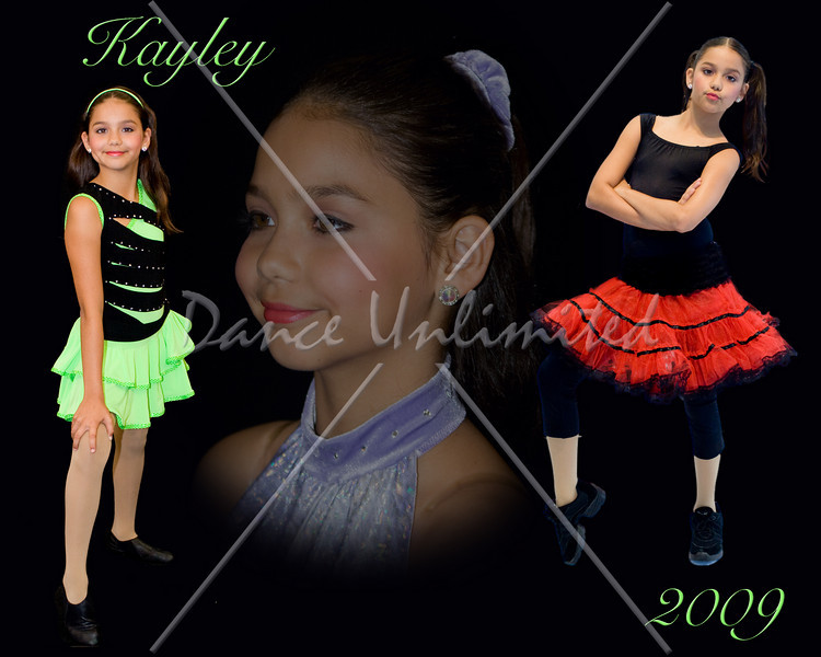 Heritage Kayley Montage 8x10