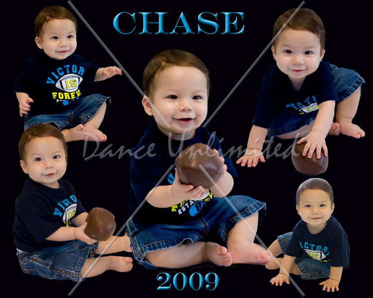 Heritage Chase Montage 8x10